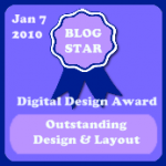 Blog Star Design and Layout
