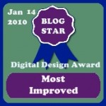 Blog Star -Most Improved Jan 14